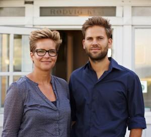 Kathrine Hendriksen og Jonas Skaaning - Stevns Klint Strandpension